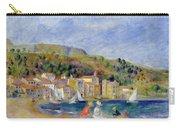 Le Lavandou Carry-all Pouch