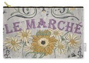 Le Marche Aux Fleurs 1 Carry-all Pouch
