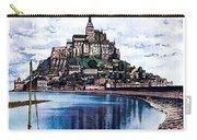 Le Mont, Saint Michel, France Carry-all Pouch