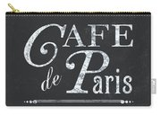 Le Petite Bistro 2 Carry-all Pouch