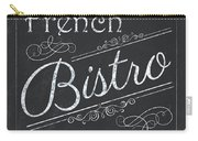 Le Petite Bistro 4 Carry-all Pouch