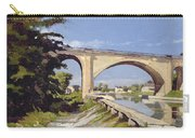 Le Pont Canal A Briare Carry-all Pouch