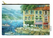 Le Port Carry-all Pouch by Marilyn Dunlap