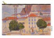 Le Puy The Sunny Plaza 1890 Carry-all Pouch