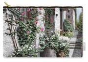 Le Rose Rampicanti Carry-all Pouch by Guido Borelli