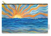 Le Soleil Carry-all Pouch