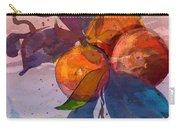 Le Temps Des Oranges Carry-all Pouch