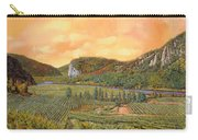 Le Vigne Nel 2010 Carry-all Pouch by Guido Borelli