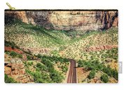 Lead Me To Zion Carry-all Pouch