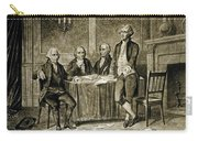 Leaders Of The First Continental Congress Carry-all Pouch