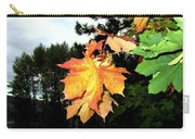 Leading The Way Into Fall Carry-all Pouch
