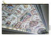 Leading To The Sistine Chapel Carry-all Pouch