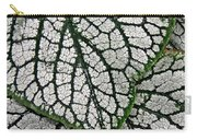 Leaf Abstract 19 Carry-all Pouch