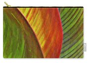Leaf Abstract 3 Carry-all Pouch