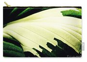 Leaf Abstract 7 Carry-all Pouch