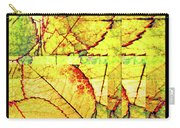 Leaf Abstract Carry-all Pouch