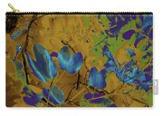 Leaf And Flower 10 Carry-all Pouch