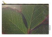 Leaf Flare Carry-all Pouch