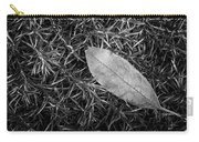 Leaf In Phlox Nature Photograph Carry-all Pouch