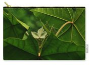Leaf In The Middle Carry-all Pouch