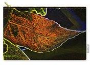 Leaf Interpretation Carry-all Pouch