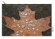 Leaf It Be Carry-all Pouch