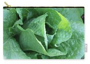 Leaf Lettuce Part 4 Carry-all Pouch