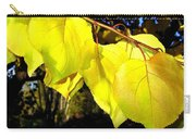 Leaf Line Carry-all Pouch