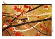 Leaf Me Alone Carry-all Pouch