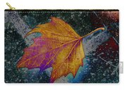 Leaf On Bricks 4 Carry-all Pouch