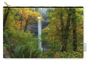 Leaf Peeping And Waterfall Carry-all Pouch