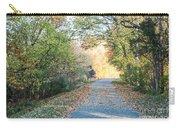 Leaf-strewn Path Carry-all Pouch
