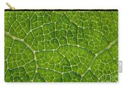 Leaf Veins Carry-all Pouch