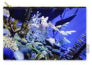 Leafy Sea Dragon Carry-all Pouch by Kelly Mills