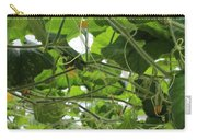 Leafy Vines Carry-all Pouch