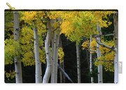 Leaning Aspen Carry-all Pouch