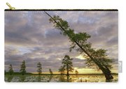 Leaning Cypress Carry-all Pouch