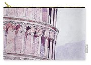 Leaning Tower Of Pisa - 03 Carry-all Pouch