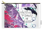 Learn O Find The Beauty Carry-all Pouch
