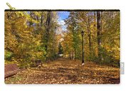Leavenworth Waterfront Park Carry-all Pouch