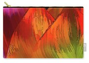 Leaves Aflame Carry-all Pouch