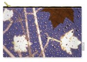 Leaves And Rain 2 Carry-all Pouch