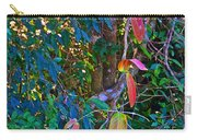 Leaves Changing Color As Autumn Approaches In Iguazu Falls National Park-argentina   Carry-all Pouch