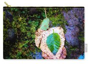 Leaves In A Pile Carry-all Pouch