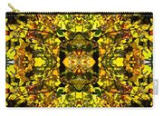 Leaves In The Fall Design Carry-all Pouch