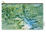 Leaves In Water Carry-all Pouch