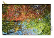 Leaves Of All Colors Carry-all Pouch