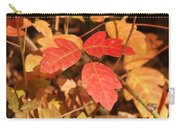 Leaves Of Three Carry-all Pouch