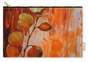 Leaves1 Carry-all Pouch by Chris Steinken