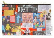 Led Zeppelin Color Collage Carry-all Pouch